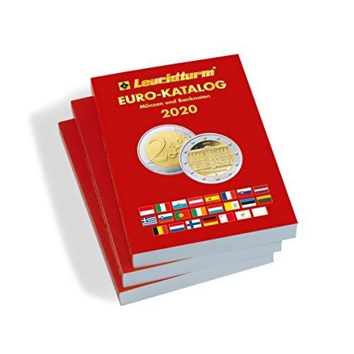 LEUCHTTURM Euro-Münzen-und Banknotenkatalog 2020
