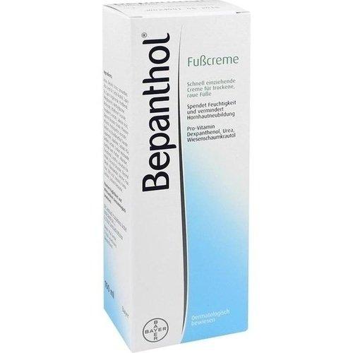 Bepanthol Fusscreme, 100 ml