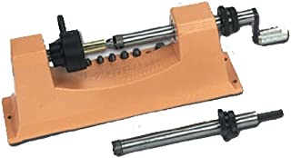 Lyman Reloading Universal Trimmer with Power Adapter and 9 Pilot Multi-Pack