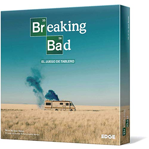 Edge Entertainment- Breaking Bad, Multicolor (EEESBB01)