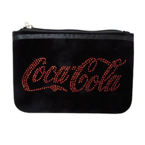 Coca Cola Samtbeutel