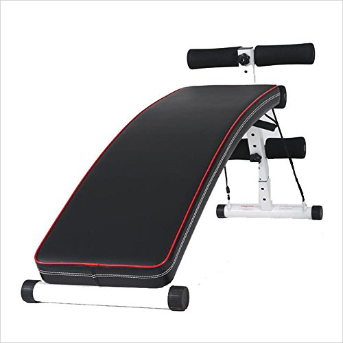 Learn More About Back Inversion Table Supine Board / Sit-up Fitness Equipment / Home Abdomen Multi-f...