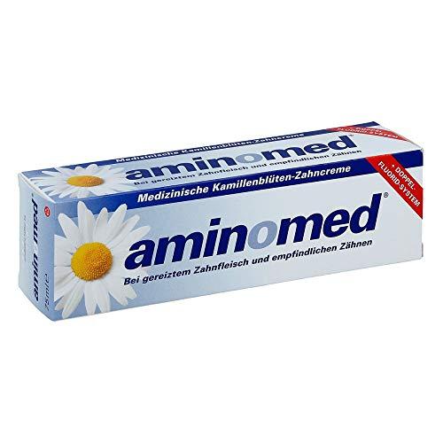 AMIN O MED Fluorid Kamille Zahnpaste, 75 ml