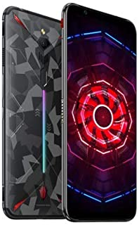 NUBIA Red Magic 3 (camouflage) 12G/256GB ゲーミングスマホ デュアルSIM対応 SIMフリー QualcommSnapdragon 855