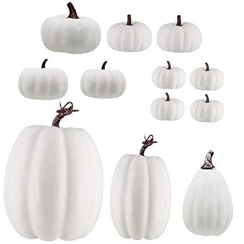 White Foam Pumpkin
