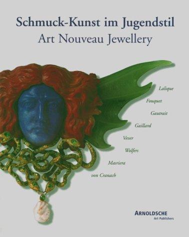 Schmuck-Kunst im Jugendstil. Art Nouveau Jewellery