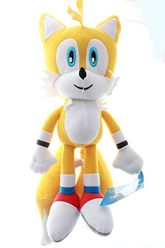 Sonic The Hedgehog Tails Plush Toy Large Buy Online In Gibraltar At Desertcart