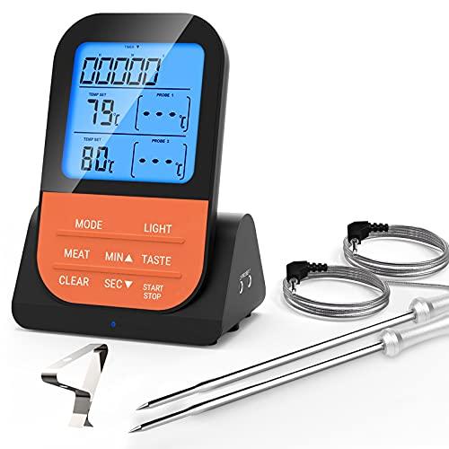 MixcMax Küchenthermometer...