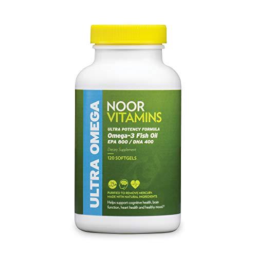 Noor Vitamins Omega 3 Fish Oil
