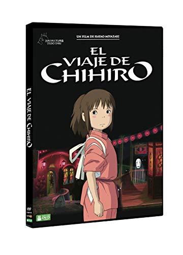 El viaje de Chihiro (DVD)