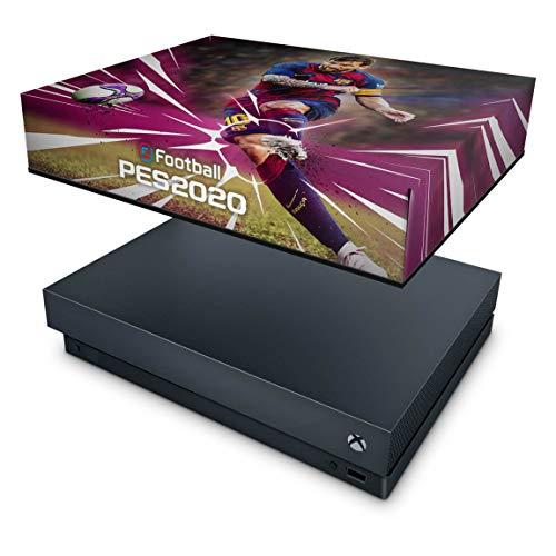 Capa Anti Poeira para Xbox One X - Pes 2020