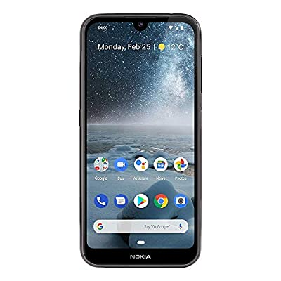 Nokia 4.2 - Android One (Pie) - 32 GB - 13+2 MP Dual Camera - Dual SIM Unlocked Smartphone (at&T/T-Mobile/MetroPCS/Cricket/H2O)