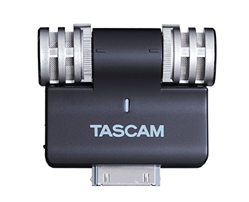 Tascam iM2 Microphone Interface for iOS Devices