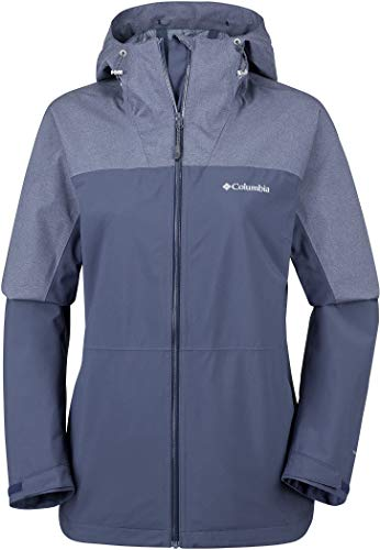 Columbia Evolution Valley II, Chaqueta impermeable, Mujer