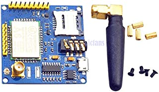 Best gsm a6 development board Reviews