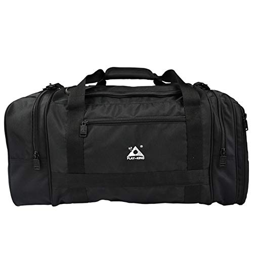 CYCPACK Outdoor Chair Travel Holdall Bag - Aerolite Suitcase Carry on Luggage for Men And Women, Leisure Fishing Tackle Multifunctional Sports Flight Bag,Black