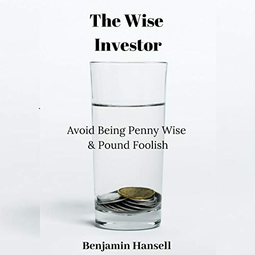 The Wise Investor audiobook cover art