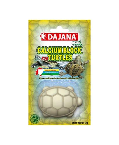 Dajana DJ10 Bloque de Calcio para Tortugas