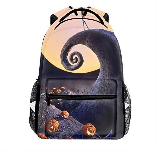 Lightweight No Trespassing Skeleton Backpacks Bags GMY Bags