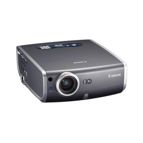 Best Review Of Canon REALiS SX7 LCOS Projector 1400x1050 SXGA+ 1000:1 4000 lumens 4:3 USB VGA DVI Sp...