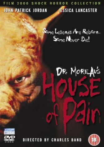 FILM 2000 Dr Moreau's House Of Pain [DVD]