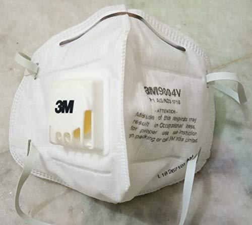 3M 9004V Mask and Respirator
