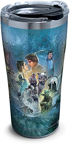 Tervis Star Wars Insulated Tumbler, 20 oz - Stainless Steel, Silver