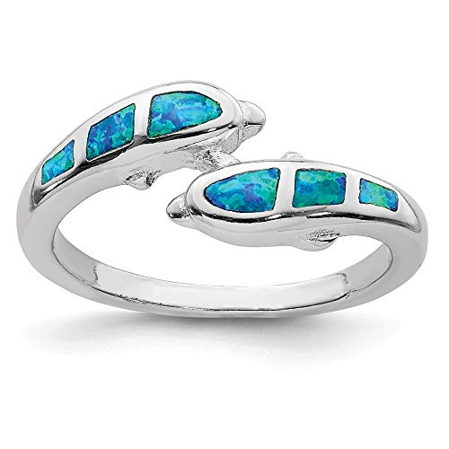 Dolphins Ring Band