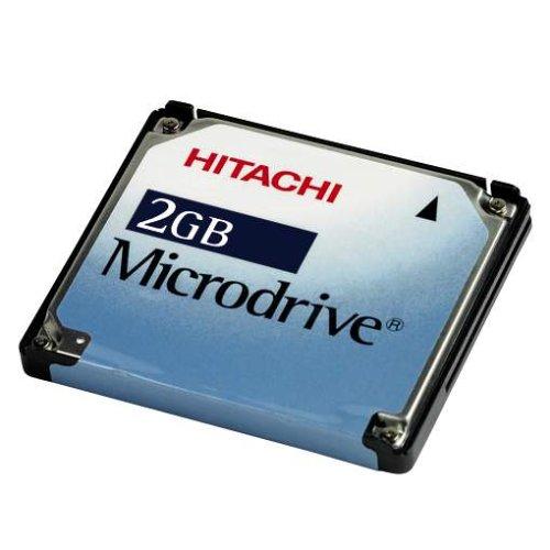 Hama Microdrive 2 GB Speicherkarte