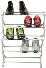 ELECTROPRIME Stackable Shoe Rack Storage Shoe Stand Shoe Cabinet Shoe Organiser for Home & Office - 5SHRCK