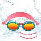 Funní Día Gafas de natación Gafas Natacion para niños y gafas de...