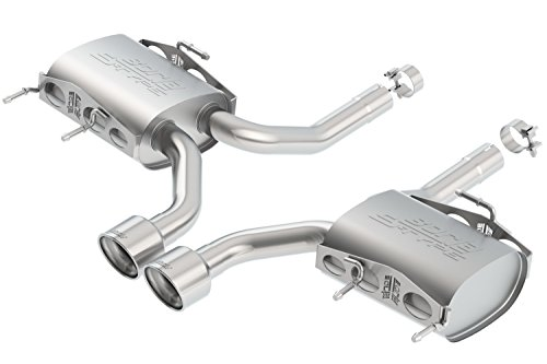 "Cts-V Coupe 2011-2012 6.2l At/Mt Rwd/Awd 2dr D Rd Rl Ac Cr ""S-Type"" 2.5"" Tip 4.5"" Rd X 5.75"""