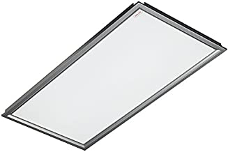 Omped Led Kitchen and Bathroom Lamp Mw801 Flat Panel Integrated Ceiling Lamp 300 * 300 10W Cold White,300 * 600 18W Cold W...