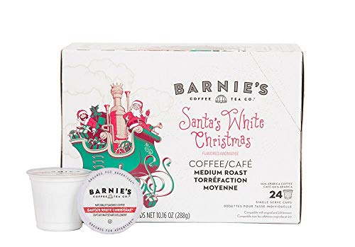 Barnie'S Coffee Kitchen Santa'S White Christmas 24Ct 2.0 compatible