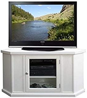 Best corner white tv stand Reviews