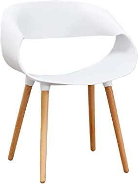 Mei Xu Dining Chair Lounge Chair - Personality Creative Lounge Chair, Modern Minimalist Reception Lounge Backrest Chair - Mul