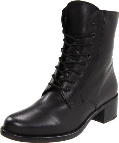 La Canadienne Women's Palmina Boot,Black Leather,7.5 W US