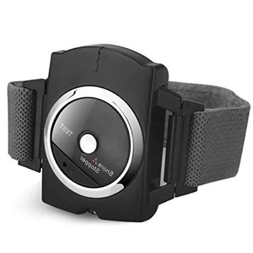 HUAJI Anti Schnarch Armband Intelligenter Sleep Connection Device Bio-Sensor Infrared Detect Gerät Beste Lösung gegen Für Easing Atmung Und Angenehmen Schlaf
