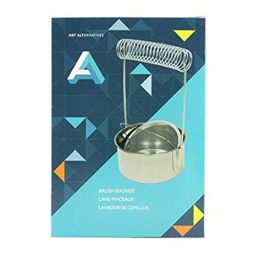 Art Alternatives - Stainless Steel Brush Washer
