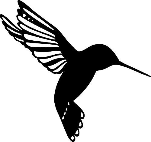 Marabu - Plantilla para Estarcido (15 x 15 cm), diseño de pájaro