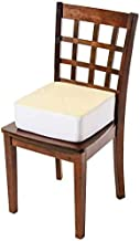 Comfort Finds Rise with Ease Seat Cushion - Thick Firm Chair Cushion Booster - Extra Thick Foam Pad for Home, Patio, Offic...
