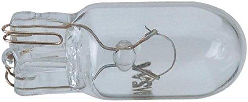 Glassockel-Lampe 12-15V, 1,5W, T10 (100er Pack)