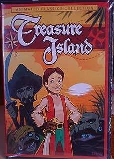 Treasure Island Animated Classics Collection DVD