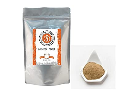 Cardamom Powder Ground 3 Ounce Premium Quality Cardamom
