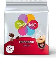 Tassimo Tassimo Café Dosettes 80 Boissons ' Lot De 5 X 16 2