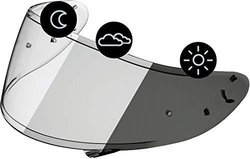 Visor fotocromático con preinstalación Pinlock para casco NXR Shoei