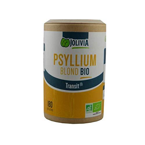 Psyllium Bio - Gélules de 330 mg - 180 gélules