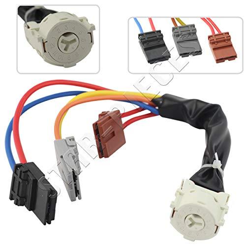 Broche d'alimentation faisceau électrique pour neiman antivol de direction contacteur de demarrage pour AX SAXO 106 306