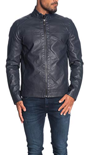 Only & Sons Uomo Giacche in Pelle onsMike PU Racer