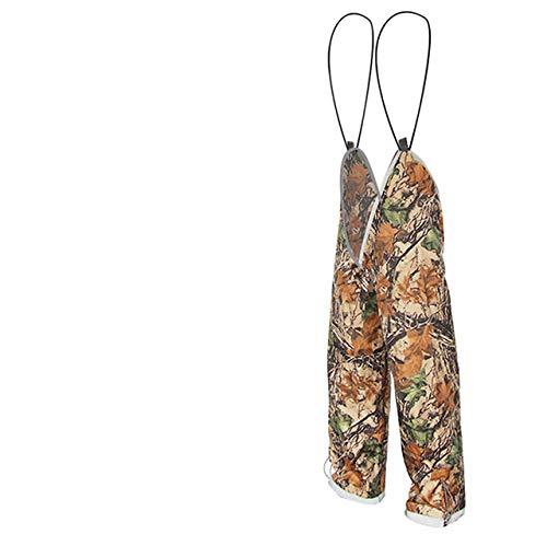 NJSDDB Paraplu The New Camouflage, waterdichte broek en waterdichte broek, polyester, draagbaar voor wandelen in de open lucht